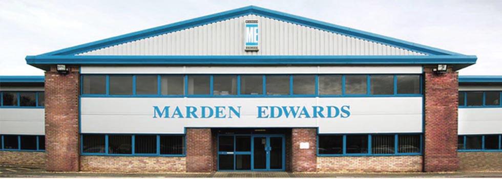 Marden Edwards Factory in Dorset