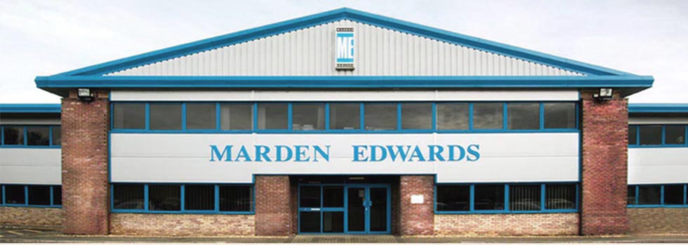 Marden Edwards manufacturers of overwrapping and packaging machinery