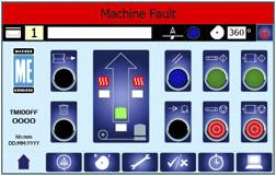 Machine Status Indicator