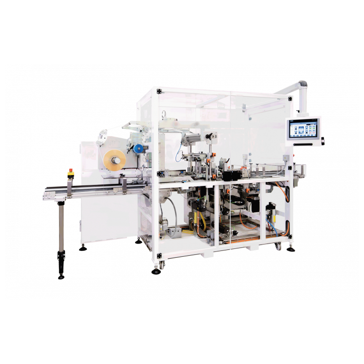 TMX Series Overwrapping machine