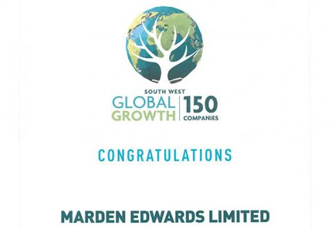 marden edwards  global growth 150 companies