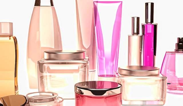 Maquinaria de envasado de cosméticos, perfumes y fragancias