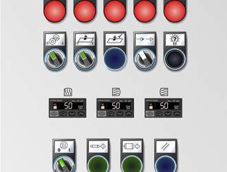 2. Operator Diagnostic Control Panel
