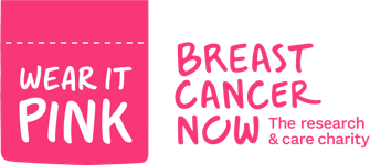breast cancer now wear it pink logo