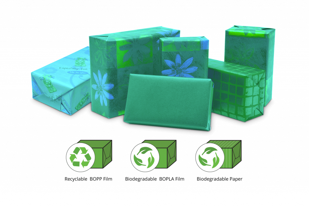 Eco-Friendly Wrapping Materials
