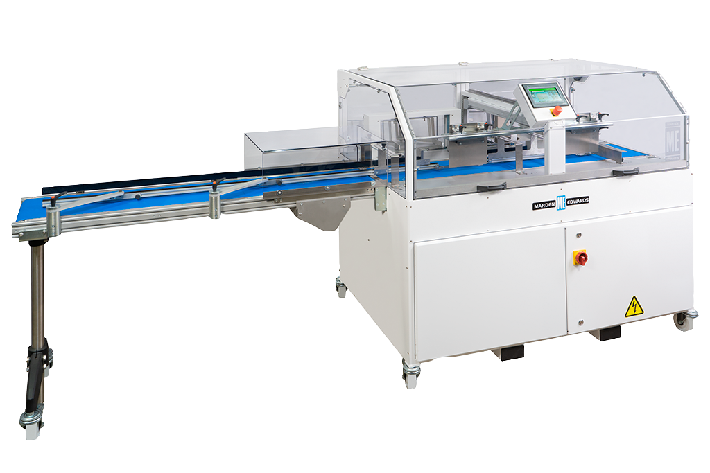Packaging Machines, Overwrapping Equipment | Marden Edwards Inc.